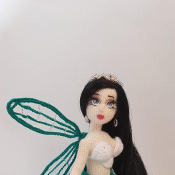 Muñeca bonita hada