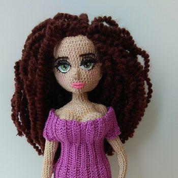 Куколка Бонита. Фарида Шайдуллина