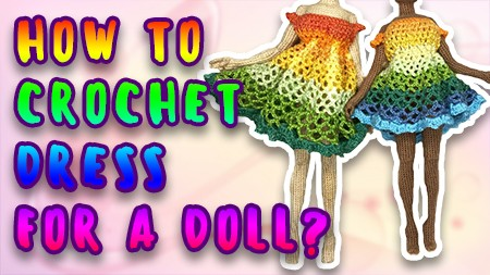 how-to-crochet-dress-for-a-doll