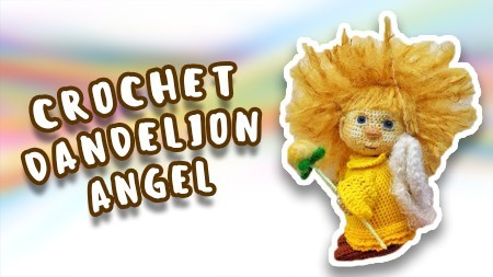 crochet-dandelion-angel