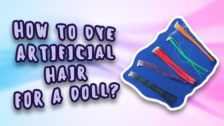 how-to-dye-artificial-hair