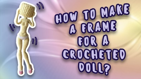 how-to-make-a-frame-for-a-crocheted-doll