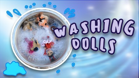 washing-dolls